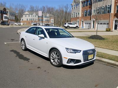 2019 Audi A4 lease in Marlton,NJ - Swapalease.com