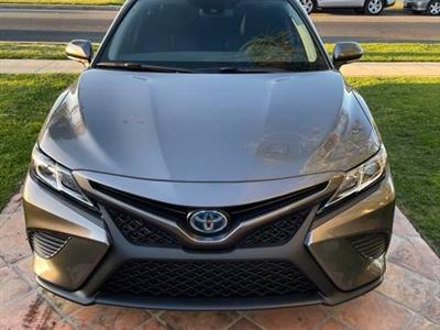 2020 Toyota Camry Hybrid lease in Downey,CA - Swapalease.com