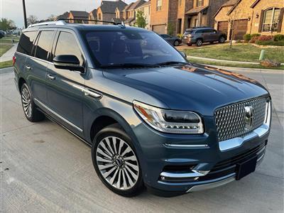 2019 Lincoln Navigator lease in McKinney,TX - Swapalease.com