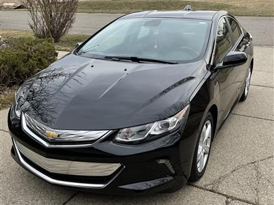 2019 Chevrolet Volt lease in Shelby Township,MI - Swapalease.com