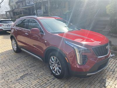 2019 Cadillac XT4 lease in Pittsburgh,PA - Swapalease.com