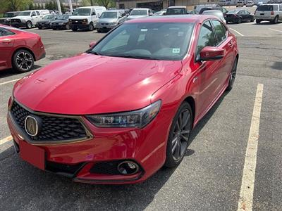 2019 Acura TLX lease in Franklin Lakes,NJ - Swapalease.com