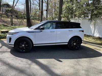 2020 Land Rover Range Rover Evoque lease in Woodland Park,NJ - Swapalease.com
