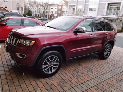 2019 Jeep Grand Cherokee lease in West Windsor,NJ - Swapalease.com