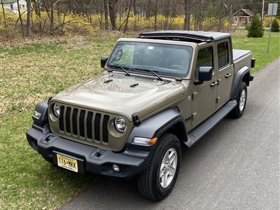 2020 Jeep Gladiator lease in Jewett,NY - Swapalease.com