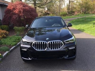 2021 BMW X6 lease in Weston,CT - Swapalease.com