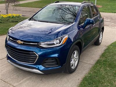 2019 Chevrolet Trax lease in Commerce Township,MI - Swapalease.com