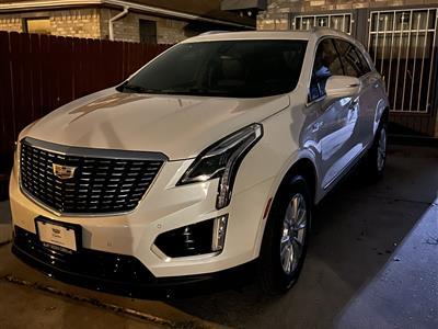 2021 Cadillac XT5 lease in Mcallen,TX - Swapalease.com