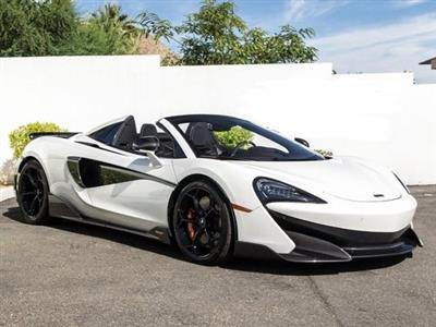 2020 McLaren 600LT Spider lease in Los Angeles,CA - Swapalease.com