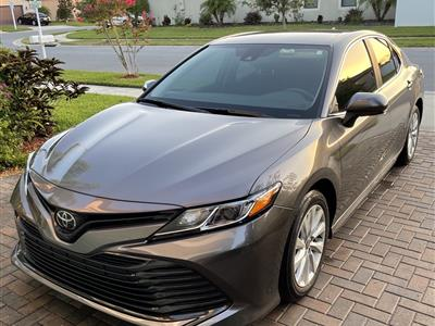 2020 Toyota Camry lease in Newport Richey,FL - Swapalease.com
