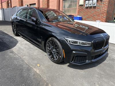 2021 BMW 7 Series lease in Lyndhurst,NJ - Swapalease.com