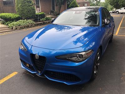 2018 Alfa Romeo Giulia lease in Southington,CT - Swapalease.com