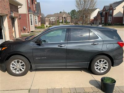 2020 Chevrolet Equinox lease in Troy,MI - Swapalease.com