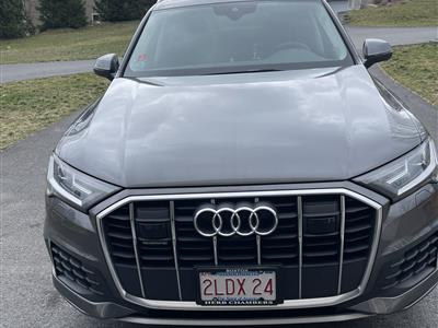 2020 Audi Q7 lease in Acton,MA - Swapalease.com