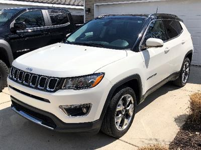 2019 Jeep Compass lease in Berkley,MI - Swapalease.com