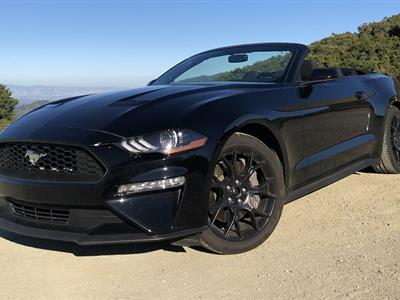 2019 Ford Mustang lease in ,CA - Swapalease.com