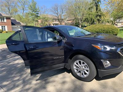 2020 Chevrolet Equinox lease in Cincinnati,OH - Swapalease.com