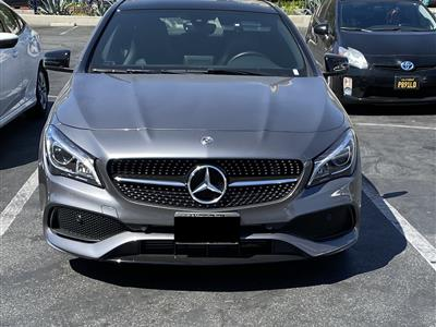2019 Mercedes-Benz CLA Coupe lease in ,CA - Swapalease.com