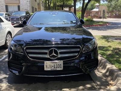 2020 Mercedes-Benz E-Class lease in Austin,TX - Swapalease.com