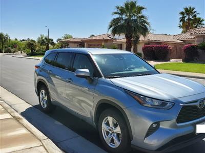 2021 Toyota Highlander lease in Aliso Viejo,CA - Swapalease.com