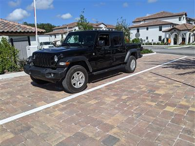 2020 Jeep Gladiator lease in Miam,AL - Swapalease.com