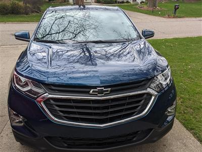 2020 Chevrolet Equinox lease in Grand Blanc,MI - Swapalease.com