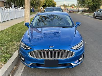 2019 Ford Fusion Energi lease in Los Angeles,CA - Swapalease.com