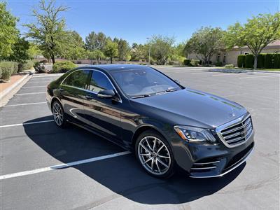 2019 Mercedes-Benz S-Class lease in Las Vegas,NV - Swapalease.com