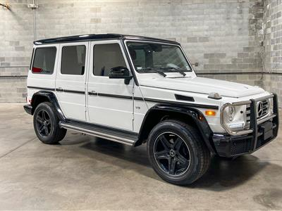 2017 Mercedes-Benz G-Class lease in new jersey,NJ - Swapalease.com