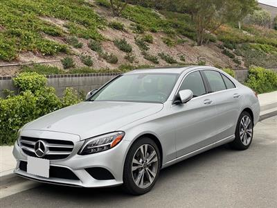 2020 Mercedes-Benz C-Class lease in Rancho Mission Viejo,CA - Swapalease.com
