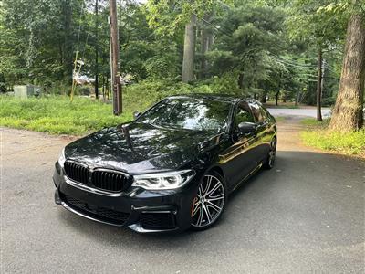 2020 BMW 5 Series lease in Alpine,NJ - Swapalease.com