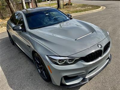 2020 BMW M4 CS lease in Tyler,TX - Swapalease.com