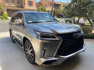 2020 Lexus LX 570 lease in IRVINE,CA - Swapalease.com