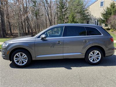 2019 Audi Q7 lease in Old Bridge,NJ - Swapalease.com