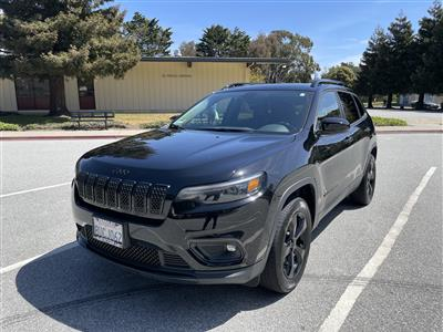 2019 Jeep Cherokee lease in San Francisco,CA - Swapalease.com