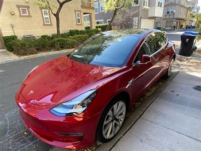 2020 Tesla Model 3 lease in Fremont,CA - Swapalease.com