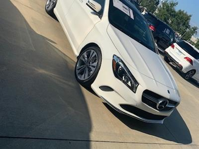 2019 Mercedes-Benz CLA Coupe lease in Charlotte,NC - Swapalease.com