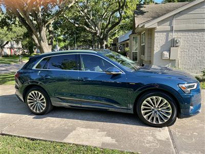 2019 Audi e-tron lease in Houston,TX - Swapalease.com