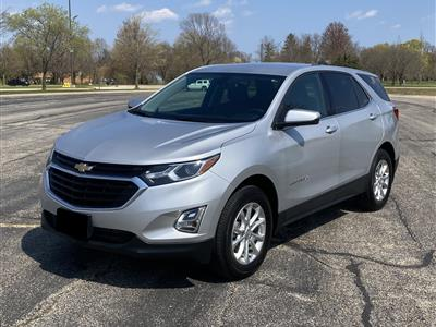 2019 Chevrolet Equinox lease in Grayslake,IL - Swapalease.com