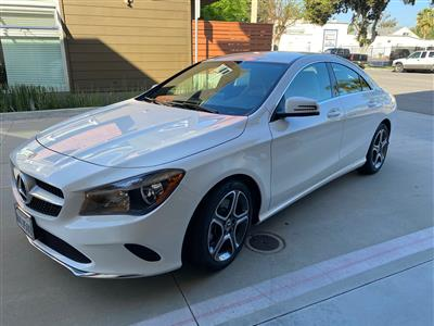 2019 Mercedes-Benz CLA Coupe lease in Escondido,CA - Swapalease.com