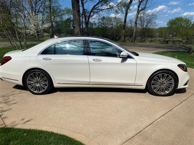 2019 Mercedes-Benz S-Class lease in Nashville,TN - Swapalease.com