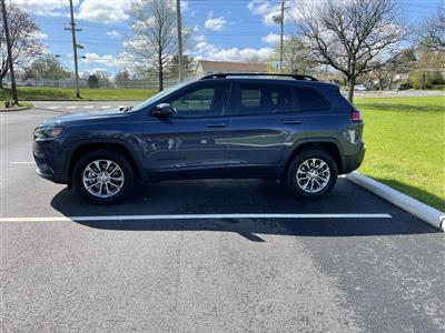 2020 Jeep Cherokee lease in Pennsauken Township,NJ - Swapalease.com