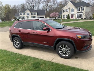 2020 Jeep Cherokee lease in Rootstown,OH - Swapalease.com