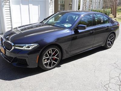 2021 BMW 5 Series lease in Chappaqua,NY - Swapalease.com
