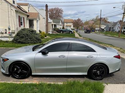 2021 Mercedes-Benz CLA Coupe lease in Linden,NJ - Swapalease.com