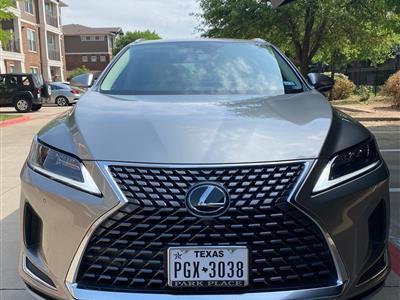 2021 Lexus RX 350 lease in Grapevine,TX - Swapalease.com