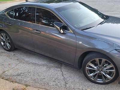 2020 Lexus ES 350 F Sport lease in North Richland Hills,TX - Swapalease.com