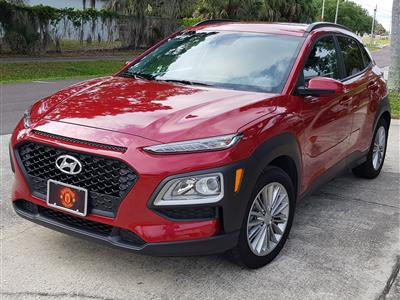 2021 Hyundai Kona lease in Holiday,FL - Swapalease.com