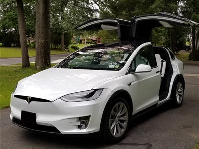 2019 Tesla Model X lease in North Barrington,IL - Swapalease.com