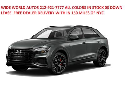 2021 Audi Q8 lease in New York,NY - Swapalease.com